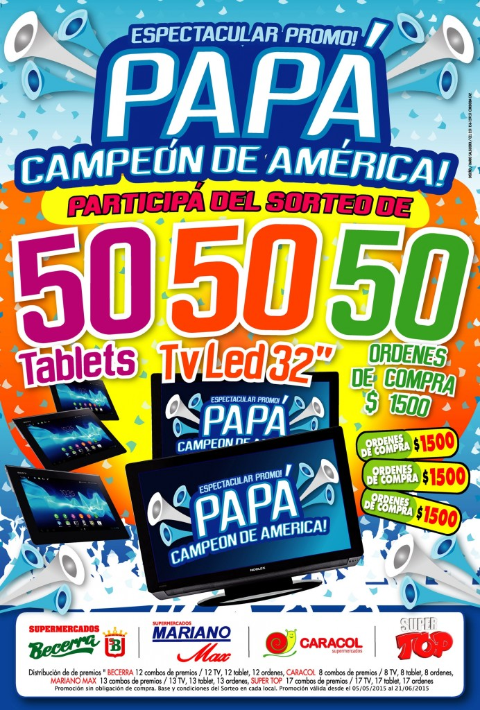 AFICHE PAPA CAMPEON 015-1